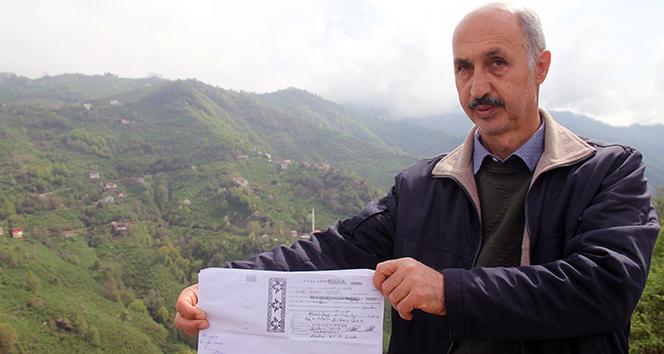 İcralık köy için iptal davası açıldı