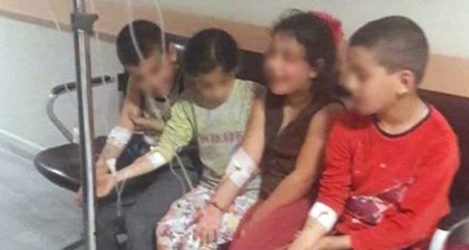 Patlayan şaka oyuncağı 4 çocuğu hastanelik etti