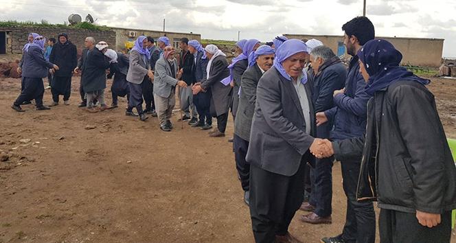 Şanlıurfa'da 5 yıllık kan davası barışla sonuçlandı