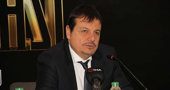 Ergin Ataman: 'Saha avantajını kaybettik'