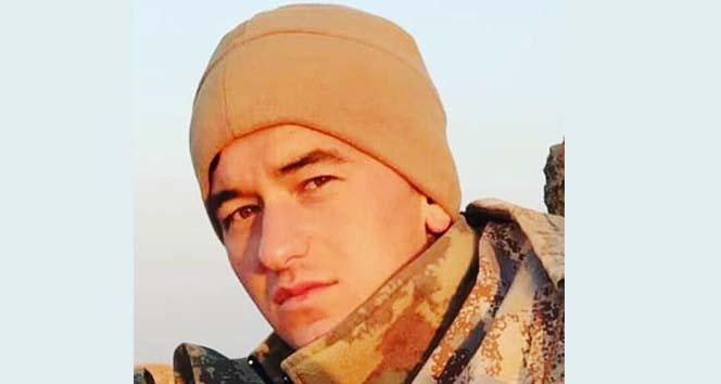 Şehit ateşi Giresun'a düştü |Sözleşmeli Piyade Er Murat Şahin