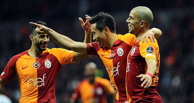 Galatasaray iç sahada son 5 maçta 4 kez penaltıdan gol attı