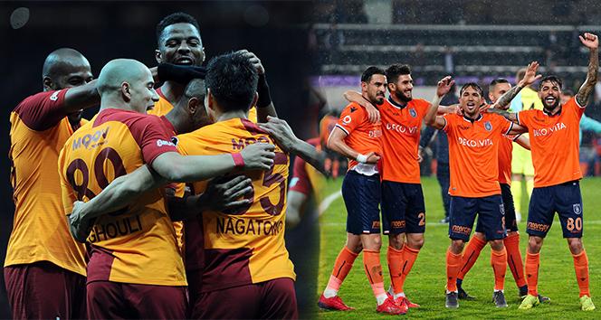 Başakşehir ile Galatasaray arasındaki fark 3'e düştü