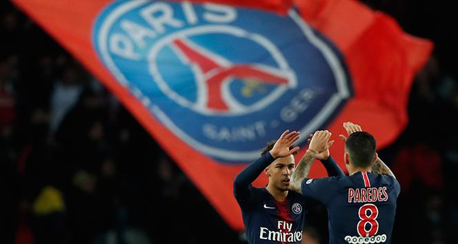 Fransa'da şampiyon PSG