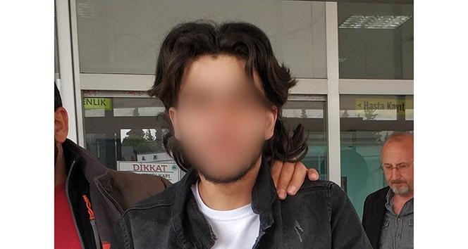 YPG'li Suriyeli gözaltına alındı
