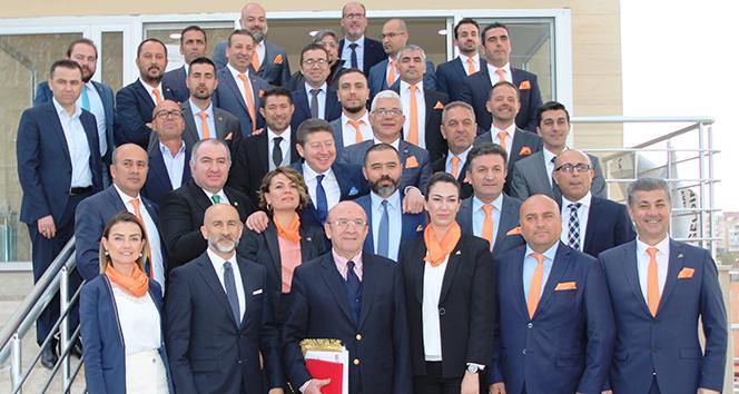 TÜGİK YİK Genel Sekreteri Tezcan Karakuş; 'Türkiye'de Tarımsal Üretim ve Kalkınma A.Ş'yi kurmalıyız'