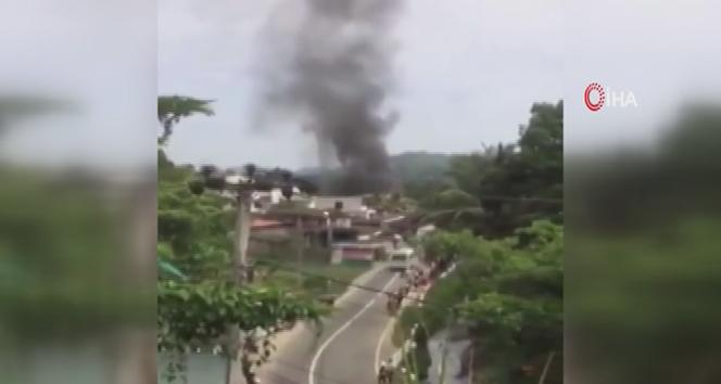 Sri Lanka'da yeni bir patlama