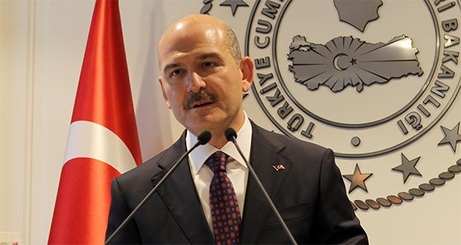 Bakan Soylu'dan İmamoğlu'nun VIP salonuna alınmamasıyla ilgili açıklama