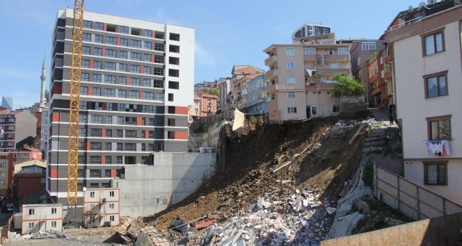Kağıthane Belediye Başkanı Öztekin: '21 bina boşaltıldı'