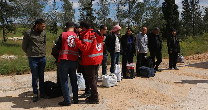 Suriye'de rejim ve muhalefet arasında esir takası
