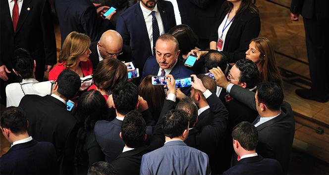 Dışişleri Bakanı Çavuşoğlu: S-400'LERİ NATO düşman olarak görmeyecek