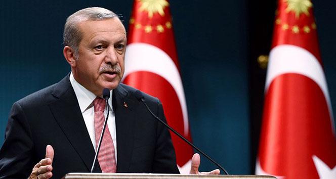 Cumhurbaşkanı Erdoğan: 'Arşivlerimizin kapıları sonuna kadar açıktır'