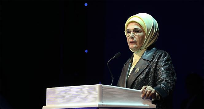 Emine Erdoğan: '132 milyondan fazla insan yardıma muhtaç'