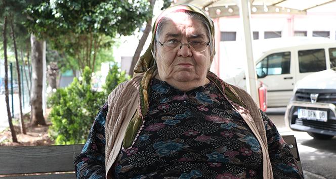 Sahte emniyet amirine parasını kaptıran yaşlı kadın: 'Ben yandım, kimse yanmasın'