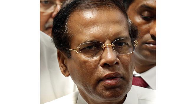 Sri Lanka Başbakanı Sirisena: 'Saldırıların elebaşı öldü'