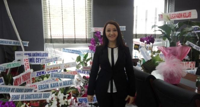 Türkiye'nin tek bağımsız kadın belediye başkanından örnek davranış