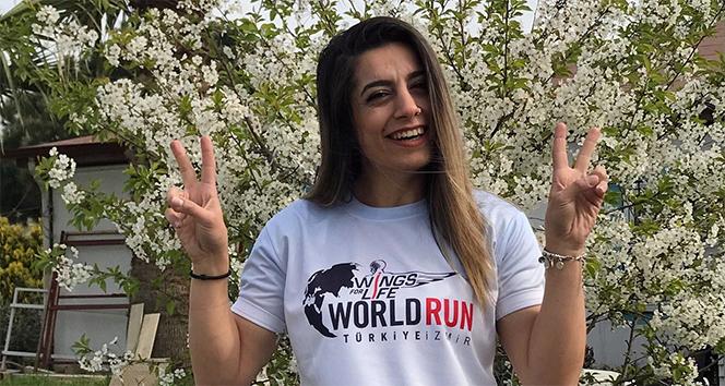Omurilik felçli milli sporcu Tuğçe Akgün: 'Wings for Life'ta özgürlüğümüz için koşacağım'