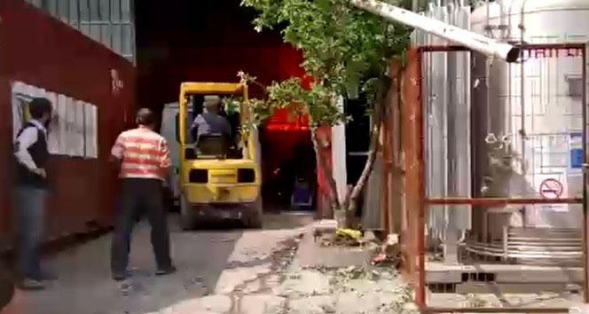 Bursa'da feci patlama! Fabrika sahibi de hayatını kaybetti