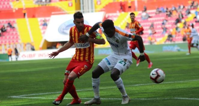 Maç Sonucu | Kayserispor 1-1 Alanyaspor