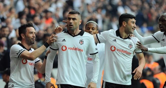 Beşiktaş 4-1 Ankaragücü | Maç sonucu