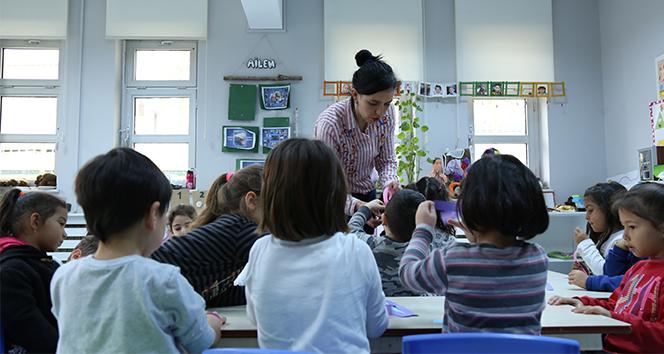 Maltepe Üniversitesi Roman çocukların hayatını değiştirdi