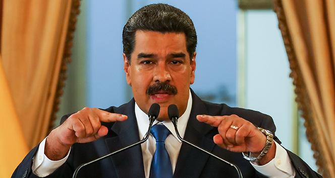 Maduro, yeni anlaşmalar için Moskova'ya gidecek