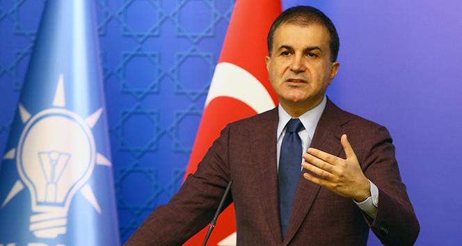 AK Parti Sözcüsü Çelik: 'Terör örgütleri, Suriye halkına ait kaynaklara el koydu'