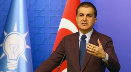 AK Parti Sözcüsü Çelik: Osmaniyedeki yangın kontrol altına alındı
