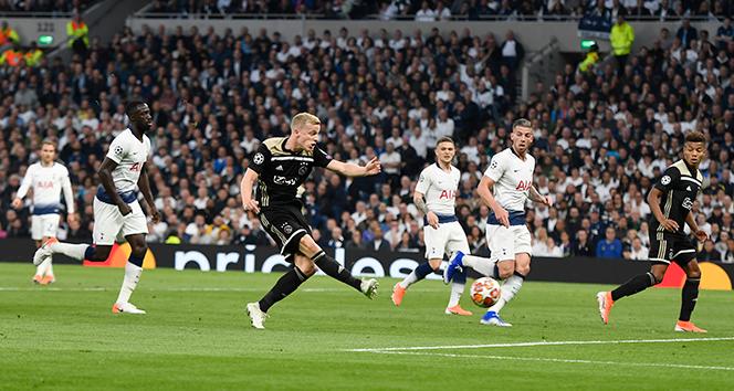 Tottenham 0-1 Ajax Maçı Özeti ve Golünü İzle | Tottenham Ajax kaç kaç bitti?