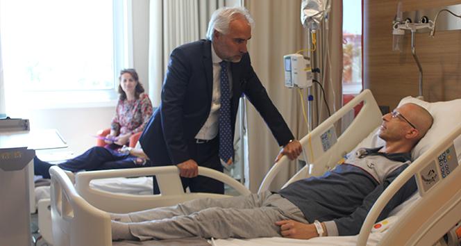 İzmir'den Houston'a kanser hattı kuruldu