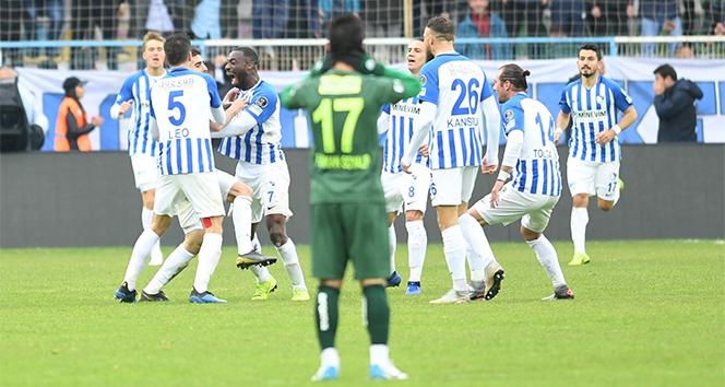BB Erzurumspor: 2 - Bursaspor: 0 | Maç sonucu