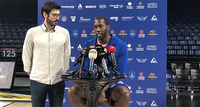 Bryant Dunston: 'Büyük maçları oynamasını bilen isimlere sahibiz'