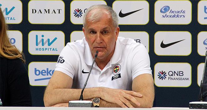 Obradovic: 'Fenerbahçe'de olduğum için mutluyum'