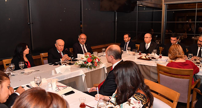 MHP Genel Başkanı Devlet Bahçeli: 'YSK kararına saygı duymak gerekir'