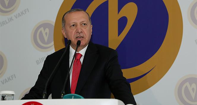 Cumhurbaşkanı Erdoğan: 'YSK kararı üzerinden ülkemizi hedef alanların gayesi milletimizin kazanımlarını dinamitlemektir'