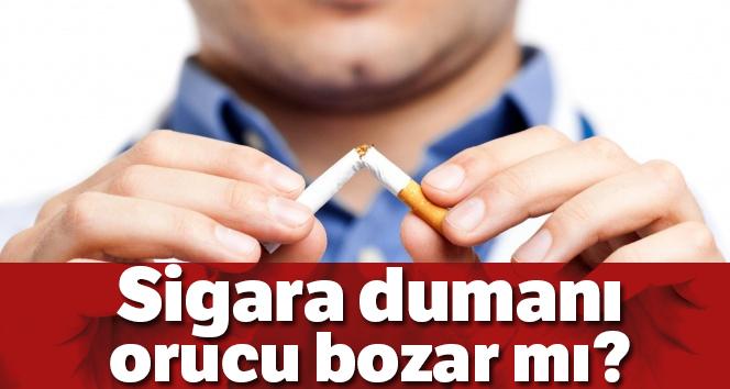 Sigara Dumanı Orucu Bozar Mı! İstemeden Sigara Dumanı Çekmek Orucu Bozar Mı !