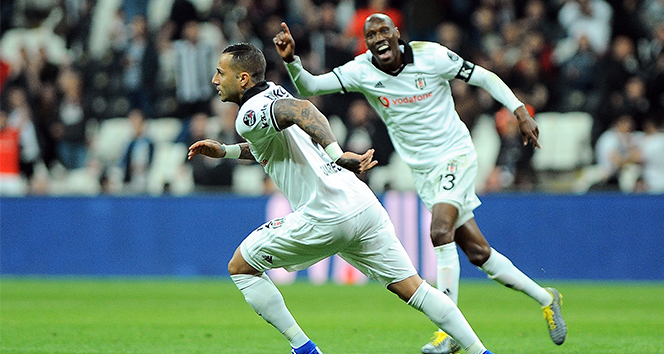 Beşiktaş moral buldu