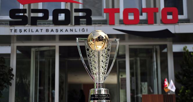 Spor Toto Süper Lig 2018-2019 sezonu şampiyonluk kupası Ankara'da tanıtıldı