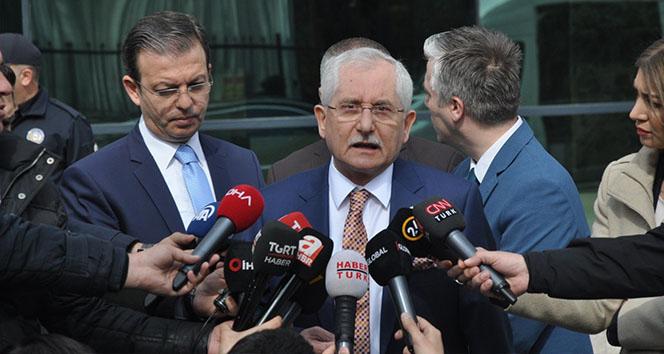 YSK Başkanı Sadi Güven: '23 Haziran seçimlerinde aynı seçmen listeleri kullanılacak'