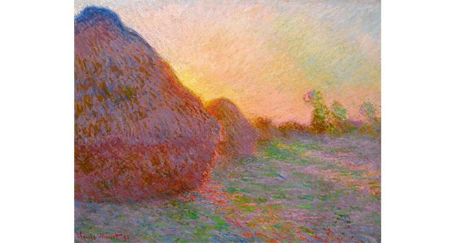 Monet'nin tablosu 110,7 milyon dolara satıldı