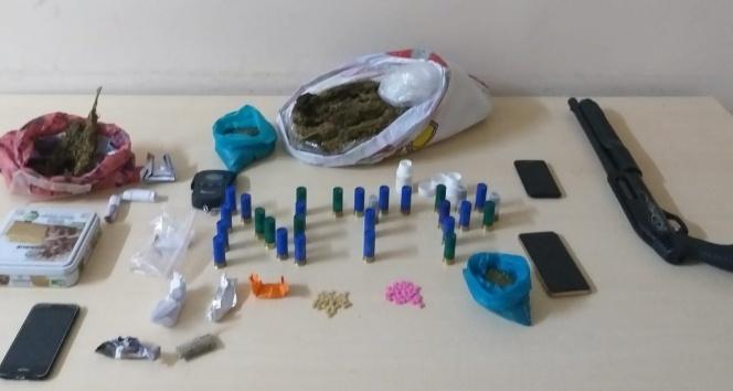 Uyuşturucu tacirlerine operasyon: 7 gözaltı