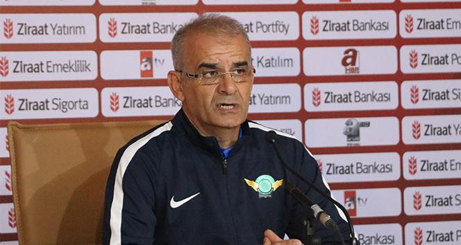 Ercan Kahyaoğlu: 'Oyuna yine birisinin eli değdi'