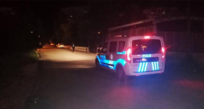 Takip edilince petrol istasyonuna sığınıp polisten yardım istedi