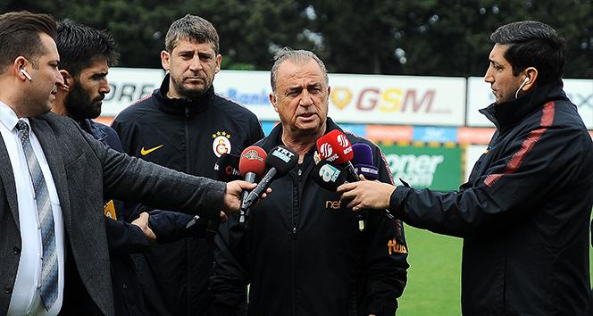 Fatih Terim: 'UEFA Kupası'ndan daha iyisini yapmak istiyoruz'