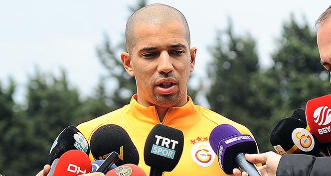 Sofiane Feghouli: 'Umuyorum ki Başakşehir maçını alacağız'