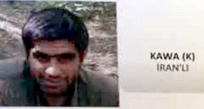 'Kawa' kod adlı terörist Aç kalıp, hasta olunca teslim olmuş