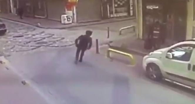 Fatih'te 2 ayrı adreste hırsızlık yapan şahıs yakalandı