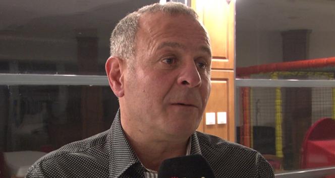 Muhammet Altıntaş: 'Galatasaray maçı Başakşehir'e bırakmaz'