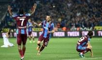 Zorlu maçın kazananı Trabzonspor oldu