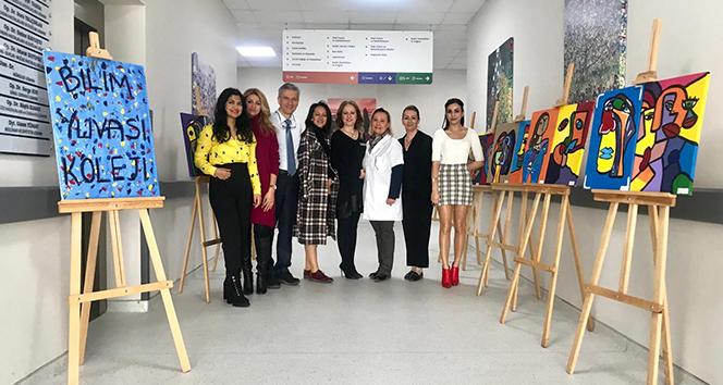 Sanat galerisi değil sağlık merkezi